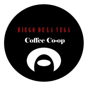 Diego de la Vega Coffee Co-op logo.