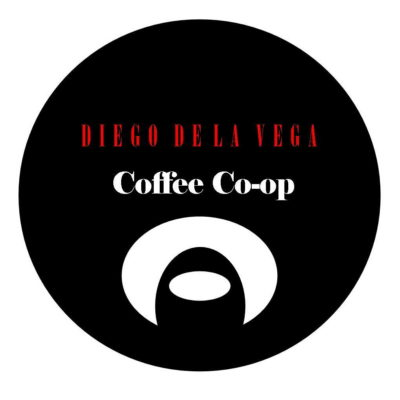 Diego de la Vega Coffee Co-op logo.
