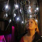 Dark Treasure Installation at NLE LIC Clocktower by Claudia Prado_OPT