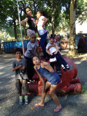 Wilcelys, Deseana, Chamah, Jaylin, Semoni, Daniel, and Angelice