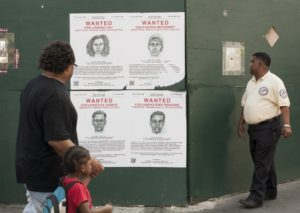 Wanted, community-based project: performance, meetings, Wanted posters, 2014.