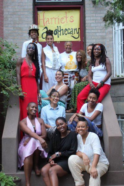 Harriet's Apothecary Healers, Summer 2014. Photo: Alvin McBean