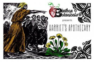 Beatbox Botanicals presents Harriet's Apothecary. Courtesy the artist.