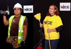 New Immigrant Community Empowerment (NICE) Day Laborers. Photo by Arnulfo Pachon.