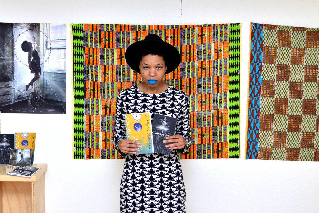 Rasheedah Phillips. Photo: Eva Wo