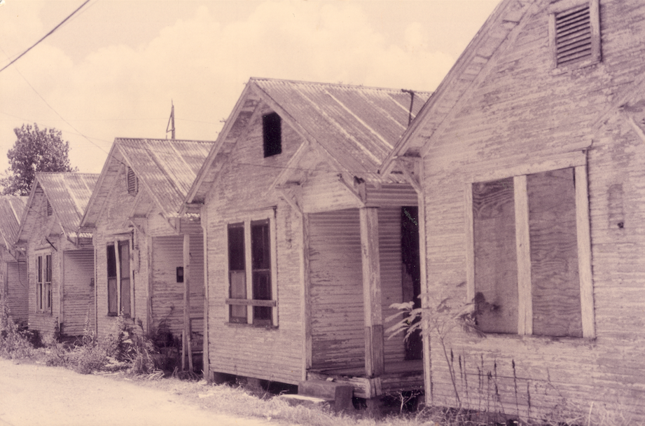 Home History Image. Courtesy Project Row Houses.