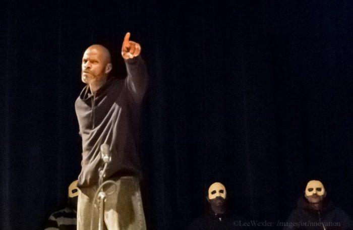 Ritual4Return. Photo: Lee Wesley/ImagesForInnovation.