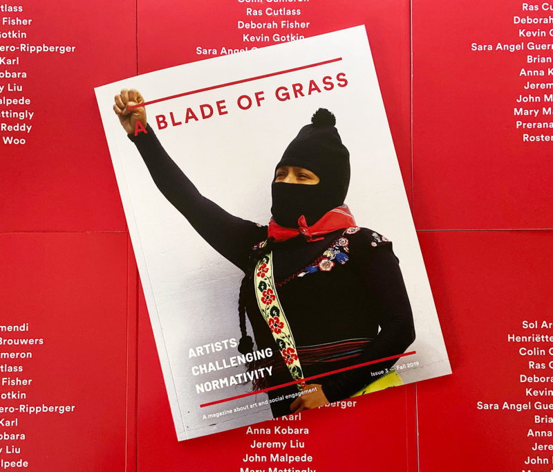 Photo of A Blade of Grass Magazine Issue #3