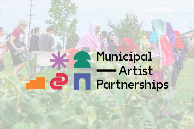 Municipal/Artist Partnership Guide