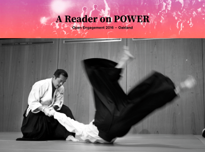 aikido and power