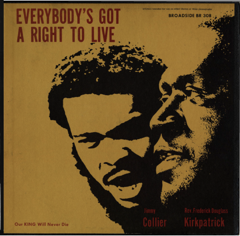 Everybody's Got a Right To Live