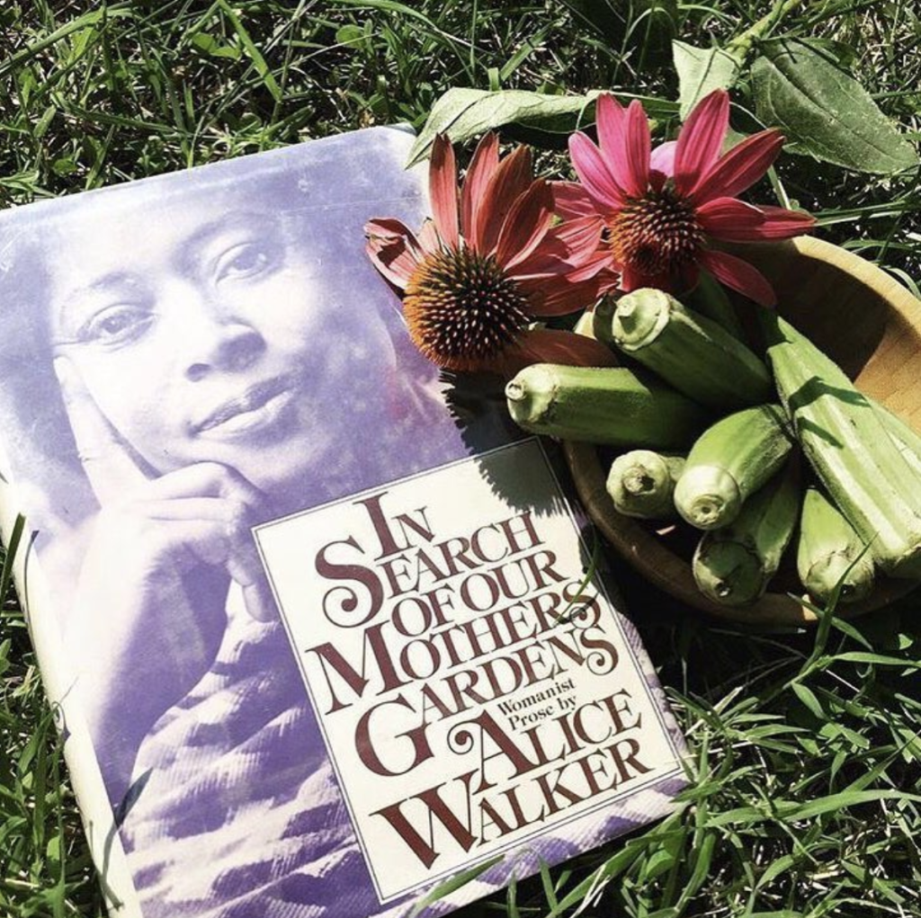 """Alice Walker's """"In Search of Our Mothers' Gardens,"""" via Our Mothers' Kitchens"""